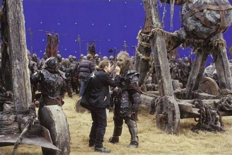 Lord Of The Ring - Costume And Set Photos - XciteFun
