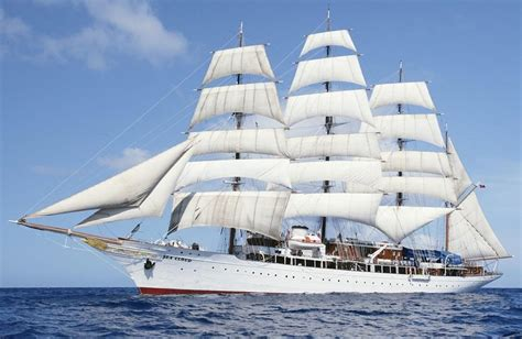 Sea Cloud - Itinerary Schedule, Current Position