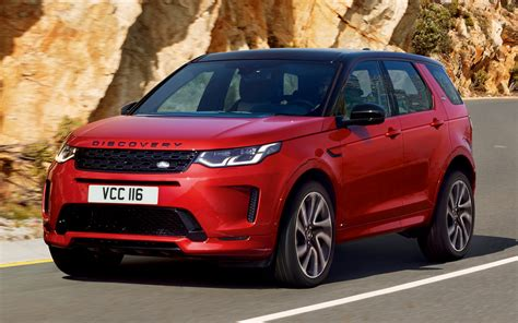 2019 Land Rover Discovery Sport R-Dynamic Black Pack